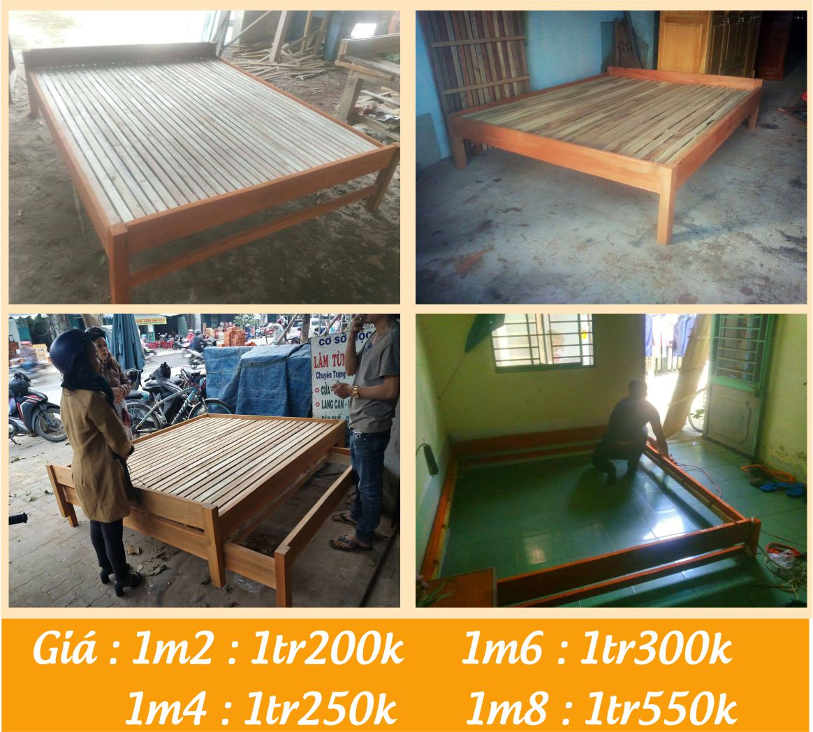 giường ngủ giá rẻ tại Đà Nẵng