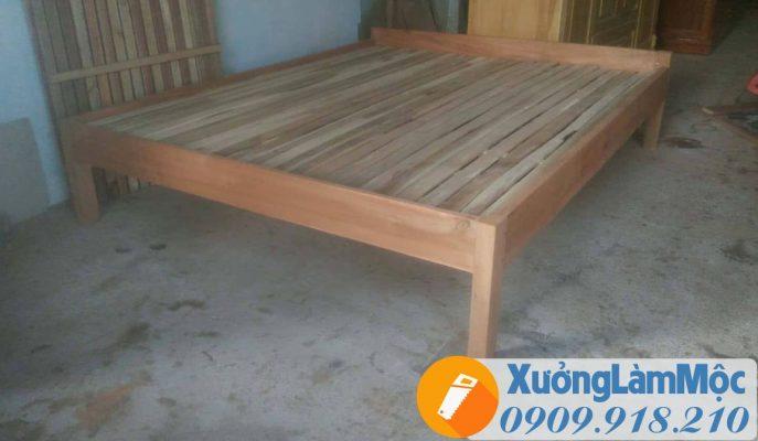 giường ngủ gỗ 1m6