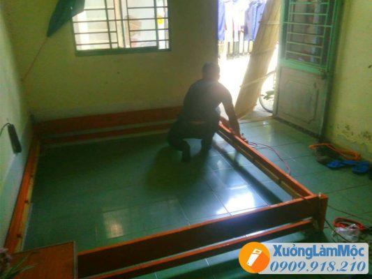 lắp ráp giường ngủ giá rẻ tại Đà Nẵng