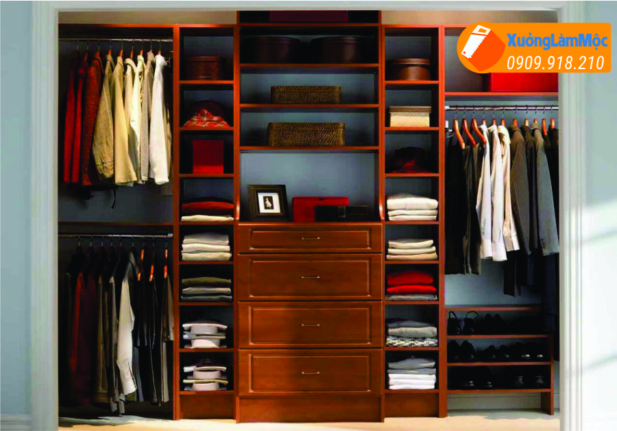Chiếc tủ là vật dụng cần thiết cho căn phòng của bạn gọn gàng hơn