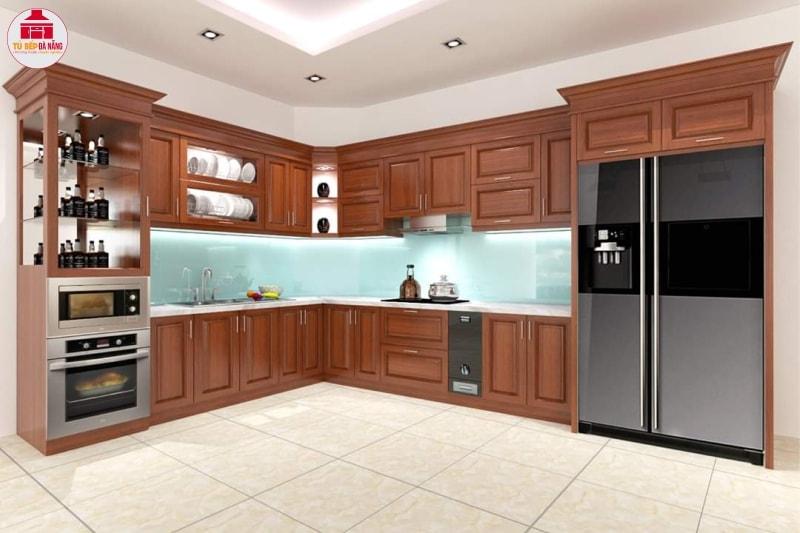 Cửa hàng tủ bếp tại Đà Nẵng có đầy đủ mẫu