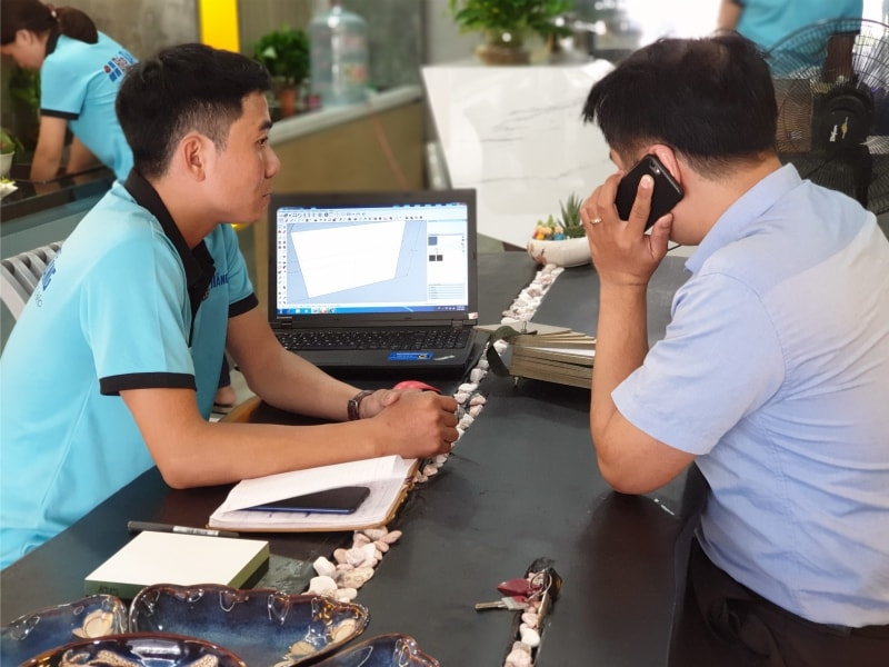 Tư vấn thiết kế tủ bếp tại Bếp Đà Nẵng